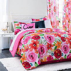 Santa Monica Queen 4-pc. Comforter Set
