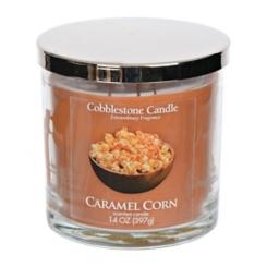 Caramel Corn Jar Candle