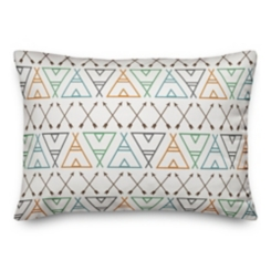 Arrows and Teepees Pillow