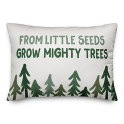 Mighty Trees Pillow