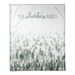 Your Adventure Awaits Tree Throw