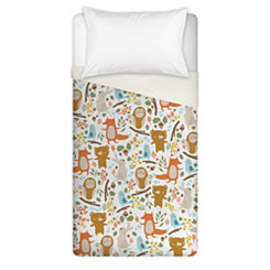 Forest Friends Twin Duvet