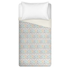 Arrows and Teepees Twin Duvet