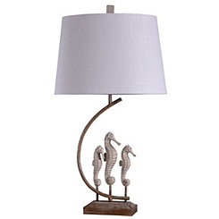 Seahorse Trio Table Lamp