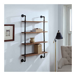Annalee 4-Tier Industrial Piping Shelf