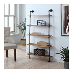 Annalee 5-Tier Industrial Piping Shelf