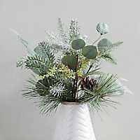 Eucalyptus Sparkle Christmas Bouquet