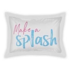 Make A Splash Standard Sham