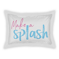 Make A Splash Standard Sham