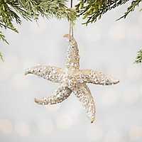 Jeweled Starfish Ornament
