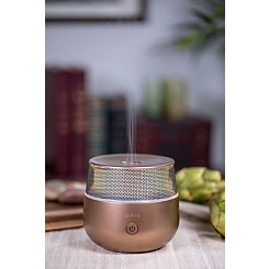 Bronze Illumination Essential Oil Diffuser