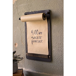 Note Roll Wall Message Board