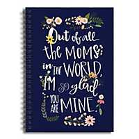 Of All the Moms Spiral Notebook