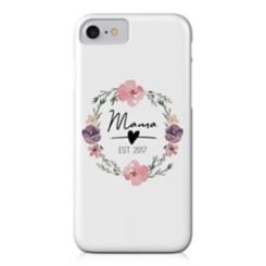 Mama Established 2017 iPhone 7 Plus Case