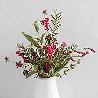 Red Berry Greenery Bouquet
