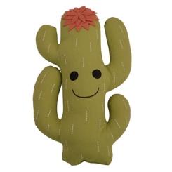 Green Catalina Cactus Pillow