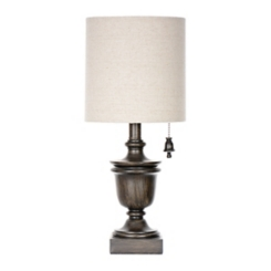 Tabbi Brown Table Lamp