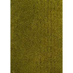 Samovar Green Columbia Shag Area Rug, 5x7