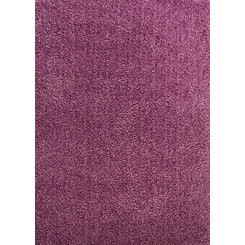 Vervain Lilac Columbia Shag Area Rug, 5x7