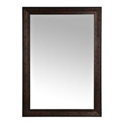 Bronze Framed Mirror, 45.4x75.4 in.