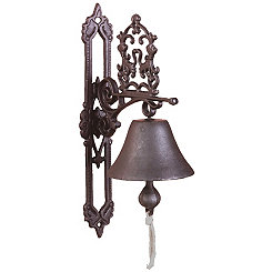 Classic Cast Iron Outdoor Door Bell