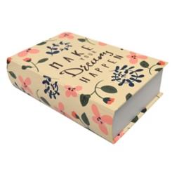 Make Your Dreams Happen Book Box