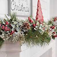 All Through the House Christmas Garland