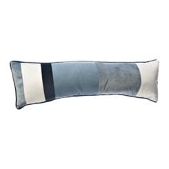 Navy Velvet Harold Accent Pillow