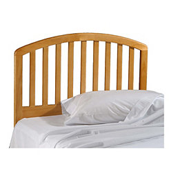 Cora Country Pine Twin Headboard