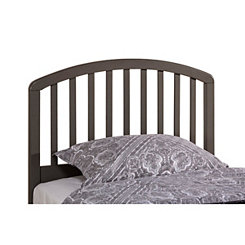 Cora Stone Wood Twin Headboard