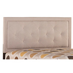 Beckett Cream Tufted Full Headboard