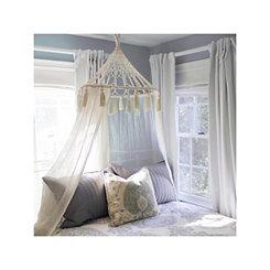 Dorlan Boho Tassel Canopy