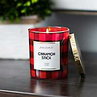 Cinnamon Stick Jar Candle