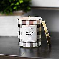 Vanilla Wishes Jar Candle