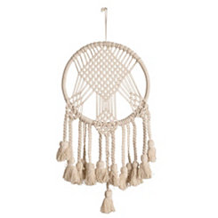 Macrame Tassel Dream Catcher