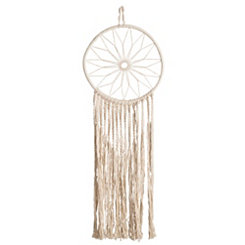 Macrame Braided Dream Catcher