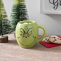 Green Merry Grinchmas Mug