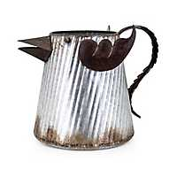 Rustic Iron Willie Watering Can