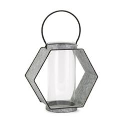 Reavis Galvanized Lantern