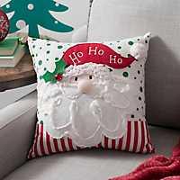 Santa Character 3D Pillow
