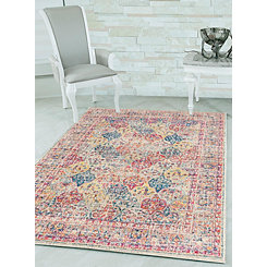 Multicolor Ababa Sydney Oversized Area Rug, 13x15
