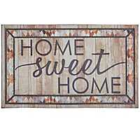 Rustic Sweet Home Doormat