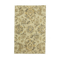 Lavon Polyester Woven Area Rug, 5x8