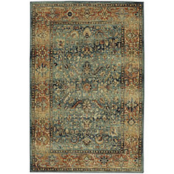 Gray Aksel Woven Area Rug, 5x8