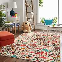Enchanted Forest Area Rug, 5x8
