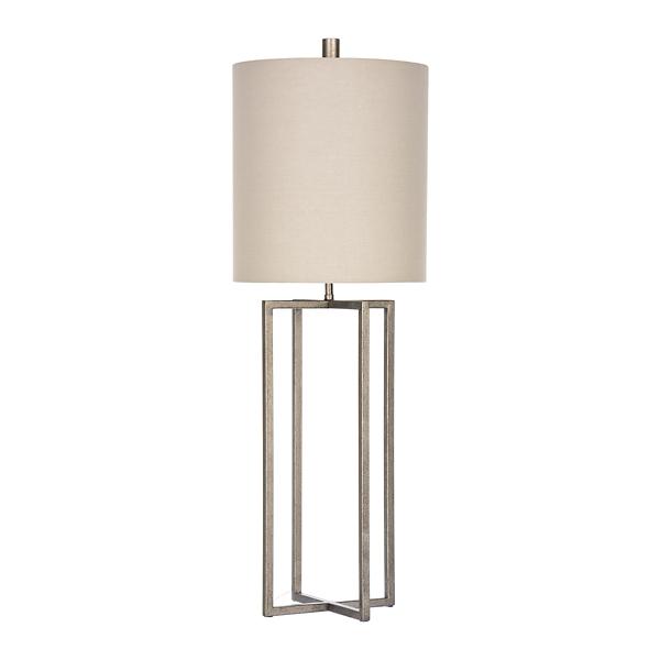 Talia Metal Open Table Lamp