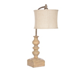 Hammond Natural Arch Table Lamp
