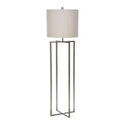 Talia Metal Open Floor Lamp