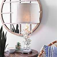 Coastal Harbor Twin Pull Table Lamp