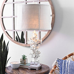 Coastal Harbor Twin Pull Table Lamp